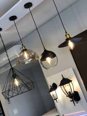 Hanging Pendant glass light Fixture for Sale in San Diego, CA