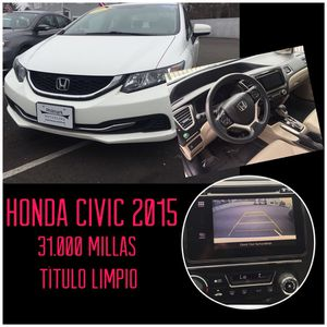 HONDA CIVIC 2015 for Sale in Brentwood, MD