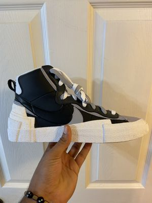 Nike Sacai black high top for Sale in Atlanta, GA