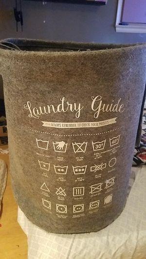 Laundry Basket for Sale in Burke, VA