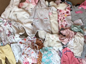 Lot Of Baby Girl Clothes for Sale in Seattle,  WA