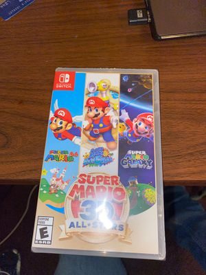 Super Mario 3D all star for Sale in Los Angeles, CA