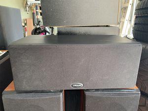 Polk audio center speaker for Sale in Tracy, CA