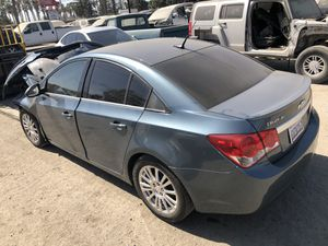 2012 CHEVY CRUZE 1.4L PARTS for Sale in Fresno, CA