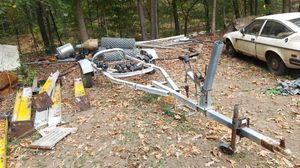 16ft boat trailer for Sale in North Chesterfield, VA