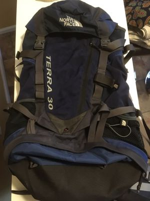 The North Face Terra 30 Liter Pack for Sale in Kansas City, KS