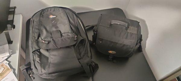 Lowepro Computrekker All Weather & EX 180 small camera bag
