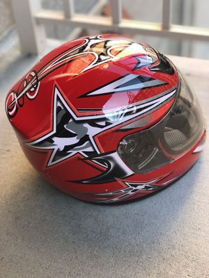 Like new, full face motorcycle helmet for Sale in Vienna, VA