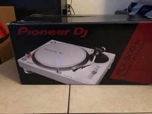 DJ equipment for Sale in Hollywood, FL