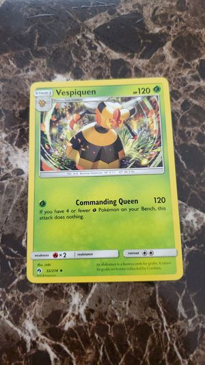 32/214 Vespiquen for Sale in Silver Spring, MD