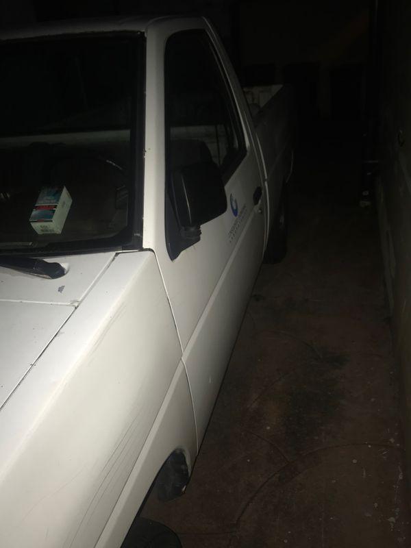 Nissan truck