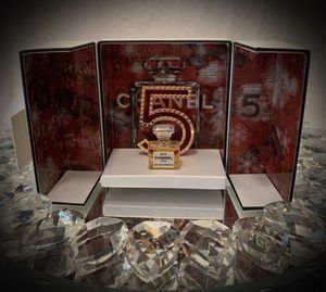 Rare Collectible CHANEL No. 5 Eau de Parfum GIFT BOXED French/France Designer Perfume 0.05 fl oz/1.5ml for Sale in San Diego, CA