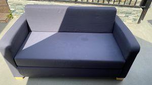 IKEA SOLSTA Sofa Bed 2 Seater Dark Grey for Sale in Los Angeles, CA