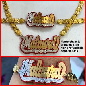 Name chain set for Sale in Hartford, CT