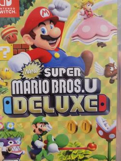 Mario Bros Deluxe For Nintendo Switch for Sale in Everett,  WA
