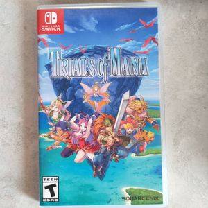 Trials of Mana-Nintendo Switch for Sale in Redmond, OR