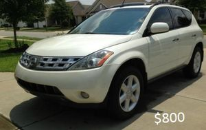 ✅Selling my 2003 Nissan Murano✅ for Sale in Boston, MA