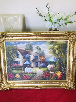 Hand painted picture for Sale in Sully Station, VA