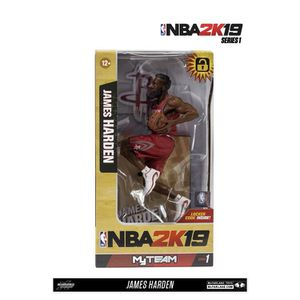 TMP International Inc. 2K19 James Harden Action Figure for Sale in Las Vegas, NV
