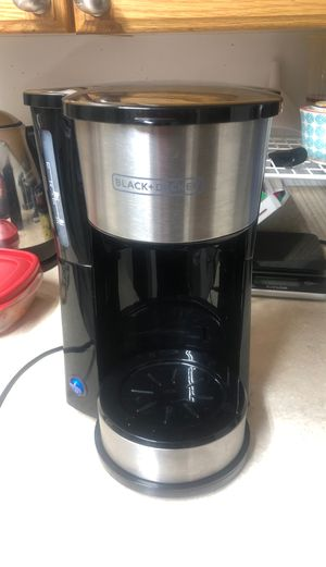 Black and Decker Coffee maker for Sale in Denver, CO