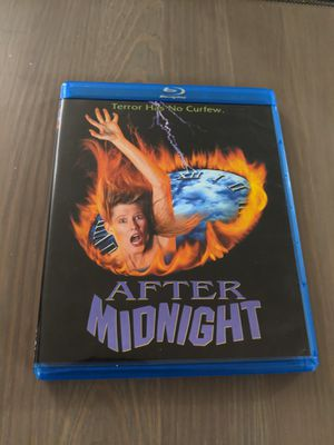 After Midnight BluRay for Sale in Los Angeles, CA