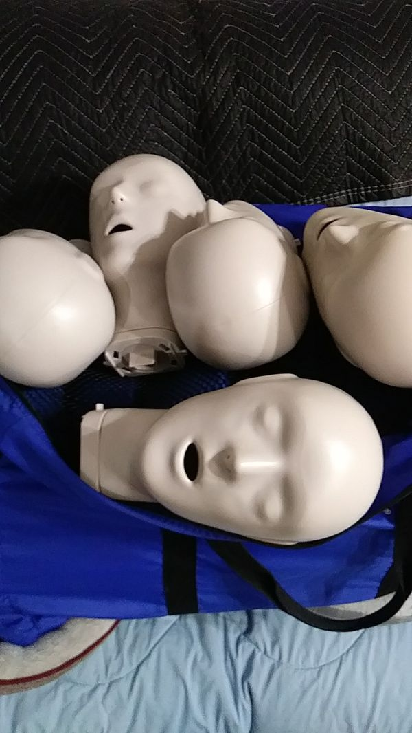 CPR PROMPT 5 PACK MANIKINS