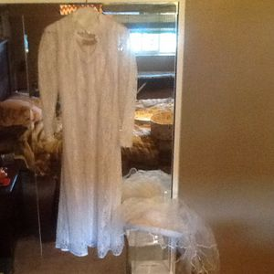 Wedding Dress with Vial for Sale in Scottsdale, AZ