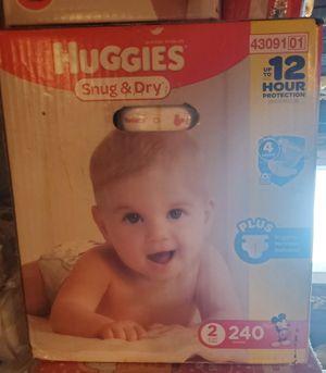 Diapers- Huggies for Sale in Philadelphia, PA