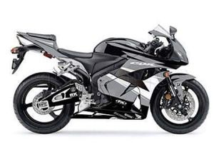 Factory Effex Black/White Complete Street Bike Graphic Kit, Honda CBR600R for Sale in Broadview Heights, OH