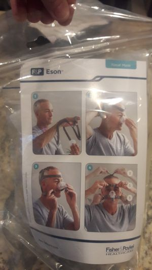 Brand New! Cpap/bipap nasal mask for Sale in Tolleson, AZ