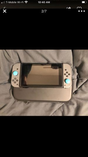 Nintendo Switch with 2 games for Sale in Orange, CA