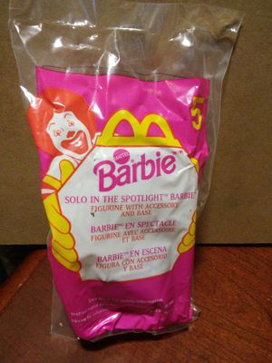 1999 McDonald's Happy Meal..Barbie Solo in the Spotlight for Sale in Pittsburgh, PA