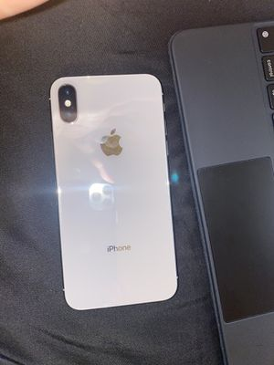 iPhone X 256gb unlocked $450 for Sale in Ontario, CA