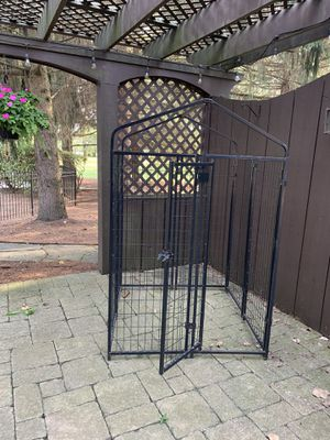 🐕WIRE WELDED DOG KENNEL 🐕4'X4'🐕🐕6' tall for Sale in Barrington, IL