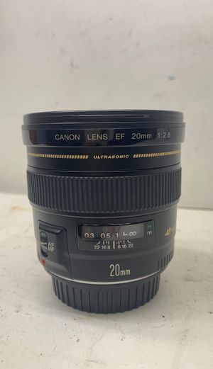 Canon Camera Lens 97271/12 for Sale in Federal Way, WA