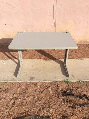 Metal Drafting Table/Desk (Free Delivery) for Sale in Las Vegas, NV