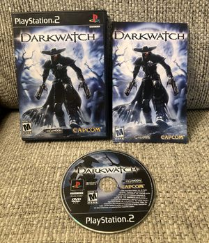 Darkwatch - BLACK LABEL, Complete, Tested (Sony PlayStation 2, 2005) PS2 for Sale in Fresno, CA