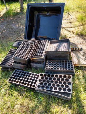 Garden grow trays for Sale in Fresno, CA