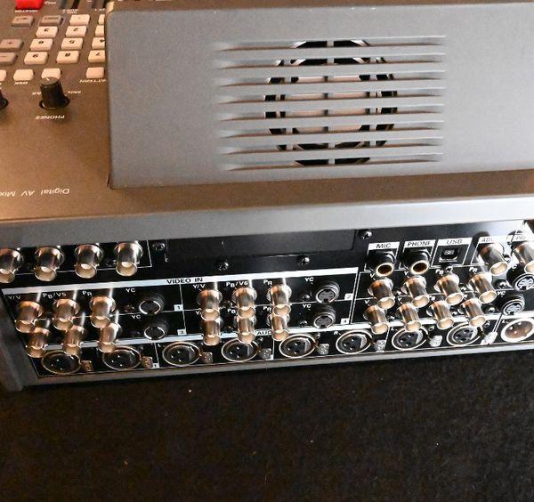 Panasonic AG-MX70 Digital AV Mixer
