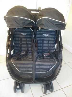 Child Baby Kid double stroller. Coche doble de bebe for Sale in Miami, FL