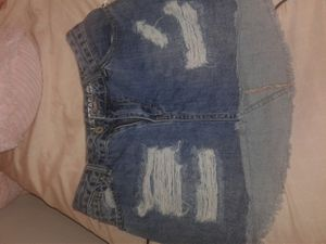 Jean skirt for Sale in Columbus, OH