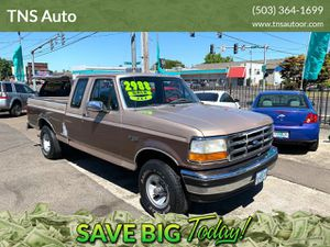 1993 FORD F150 for Sale in Salem, OR