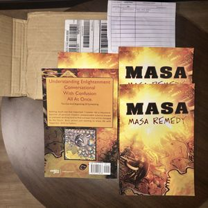 (MASA REMEDY) Published February 28th 2020 for Sale in Seattle, WA