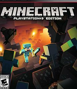Minecraft PlayStation 3 edition $45 for Sale in Largo,  FL