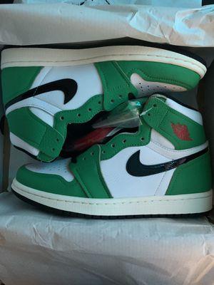 Air Jordan 1 Lucky Green Size 8W 6.5 men's for Sale in Alexandria, VA