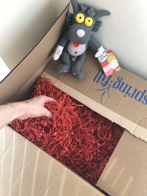 Protective Packaging; Decorative Shred; Crinkle for Sale in Annandale, VA
