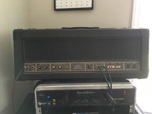Peavey VTM 60 amp head. for Sale in Bridgeport, WV
