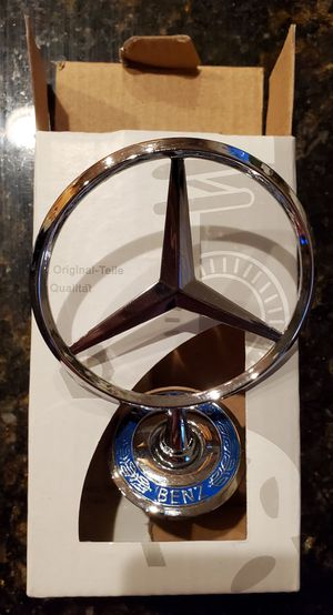 Mercedes Hood Ornament for Sale in San Diego, CA