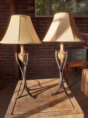 Lamp Set!! for Sale in Scottsdale, AZ