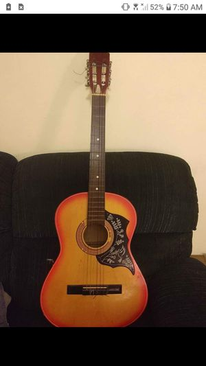 Epiphone Acousitc Guitar Vintage for Sale in Appomattox, VA